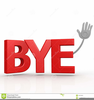 Bye Images Clipart Image
