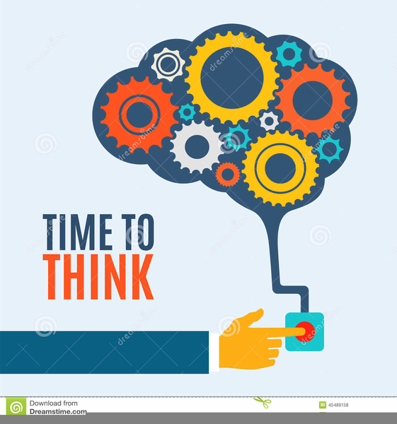Download Smart Brain Clipart   Free Images at Clker.com - vector ...