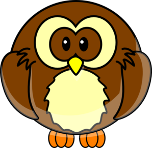 Spectacled Owl Clip Art