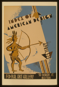 Index Of American Design  / Rw. Image