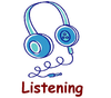 Listening Ears Clipart Image
