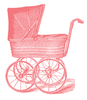 Baby Carriage Vintage Image Graphicsfairypk Image