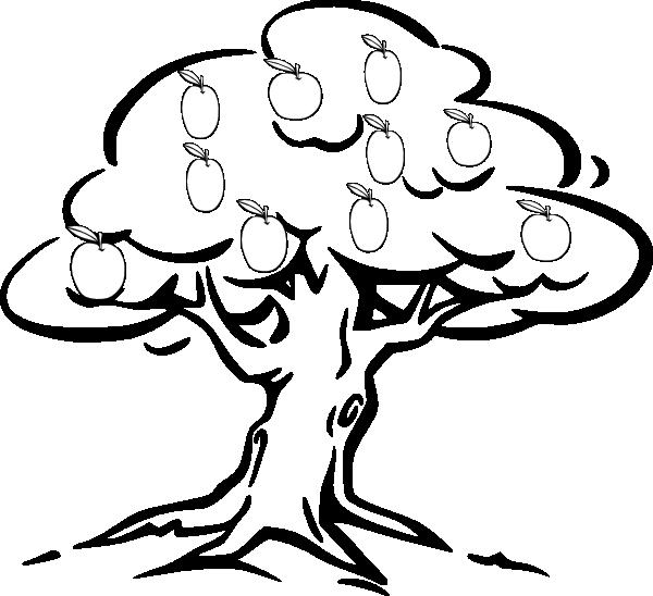 Mango Tree Clip Art Multiple Apple
