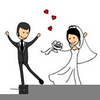 Free Clipart Brides And Grooms Image