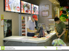 Fast Food Restaurant Clipart Image