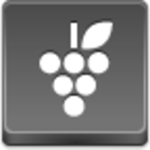 Free Grey Button Icons Grapes Image