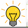 Clipart Picture Of Light Bulb Image