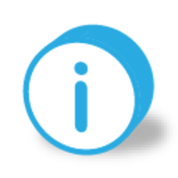 Button Round Info Icon | Free Images at Clker.com - vector clip art ...