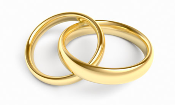 ... Wedding Rings Clip Art Royalty Free Gold Anniversary Ring Stock Image