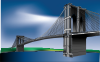Brooklyn Bridge Clip Art