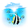 Animals Fishes Icon Image