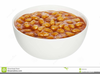 Bowl Of Chili Clipart Image