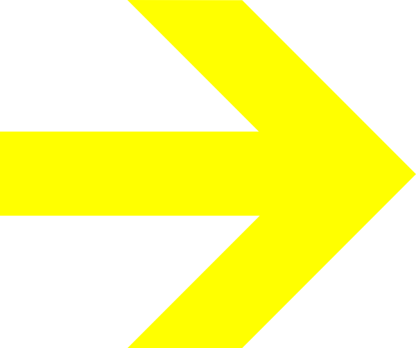 clipart yellow arrow - photo #21