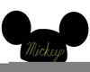 Sick Mickey Mouse Clipart Image