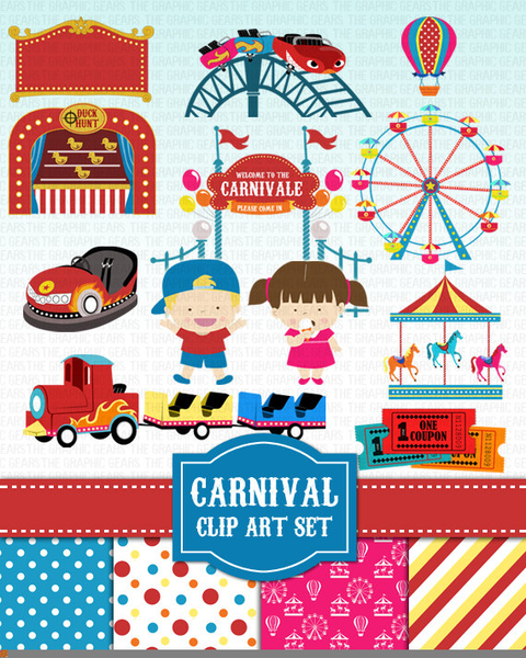 carnival background clipart free images at clker com vector clip