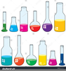 Water Beaker Clipart In Color Image