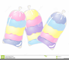 Clipart Of Cotton Candy Image
