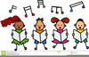 Clipart Church Choir Sing Image
