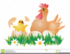 Chick And Egg Clipart Image