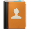 Address Book Icon Image
