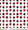 Clip Art Playing Cards Clipart Image