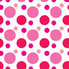 Welcome Pink Circles Wallpaper Image