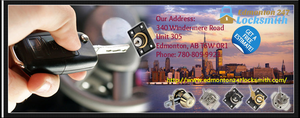 Leading And Trusted Locksmiths In Edmonton Image