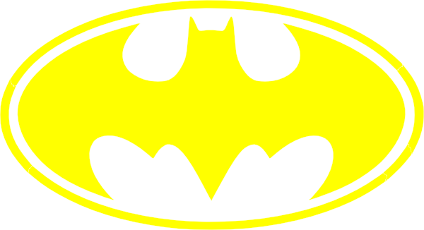 Batman Logo No Backgound Clip Art at Clker.com - vector ...