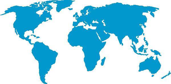 World map blue clip art at clker vector clip art online world map blue clip art at clker vector clip art online royalty free public domain gumiabroncs Choice Image