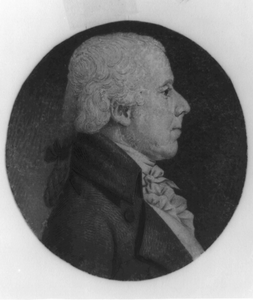 [benjamin Rush, Head-and-shoulders Portrait, Right Profile] Image