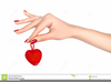 Clipart Of Hands Holding Heart Image