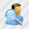 Icon User Search 10 Image