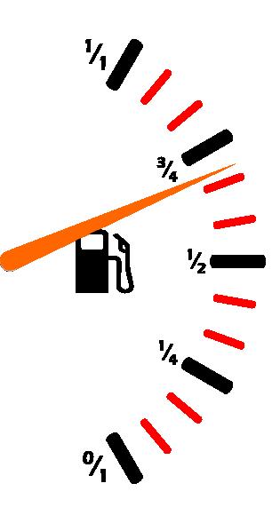 Fuel Gauge clip artFuel Gauge Clipart