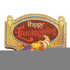 Happy Thanksgiving Sign Image