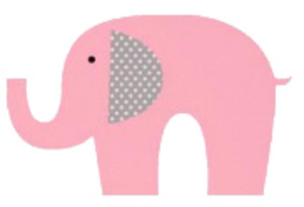 gray elephant free clip art - photo #47