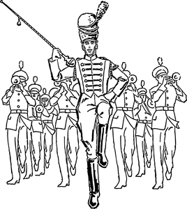 Drum Major Image