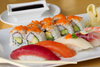 Striped Bass Sushi Image