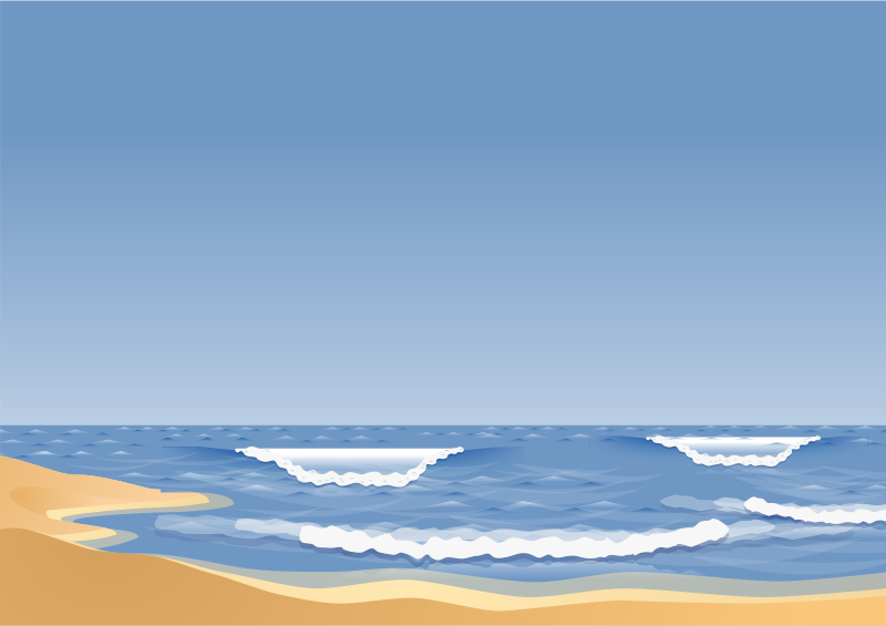 Plage Free Images At Clker Com Vector Clip Art Online Royalty Free Public Domain
