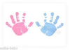Clipart Of Baby Handprints Image