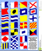 Navy Signal Flags Clipart Image