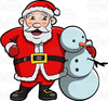 Clipart Father Christmas Santa Claus Image