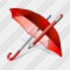 Icon Umbrella Edit Image
