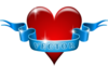 Andy Heart And Ribbon Remix Svg Med Image