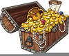 Free Clipart Treasure Chests Image