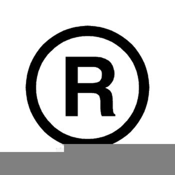 Registered Trademark Symbol Clipart Free Images At Clker