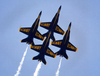 Blue Angels Formation Image