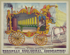 Calliope! The Wonderful Operonicon Or Steam Car Of The Muses, As It Appears In The Gorgeous Street Pagent [sic] Of The Great European Zoological Association! ... Image