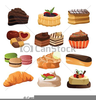 Clipart Pastries Image
