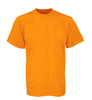 Plain Blank T Shirts Yellow Image