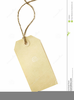 Free Luggage Tag Clipart Image